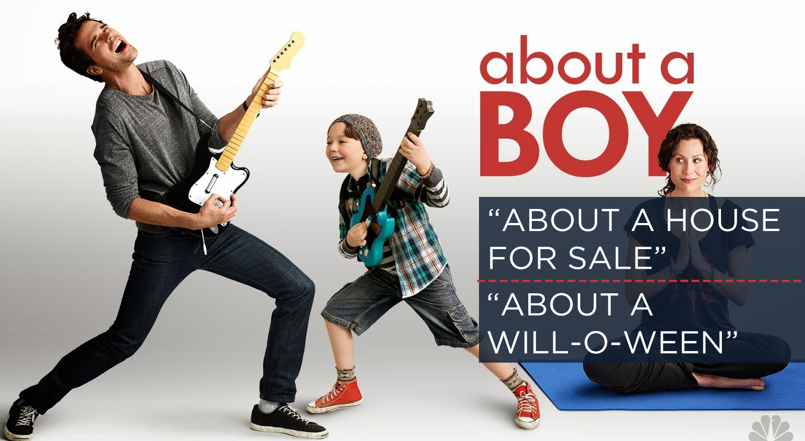 About a Boy - Episode 2.02 & 2.03 - About a House for Sale & About a Will-O-Ween - Review