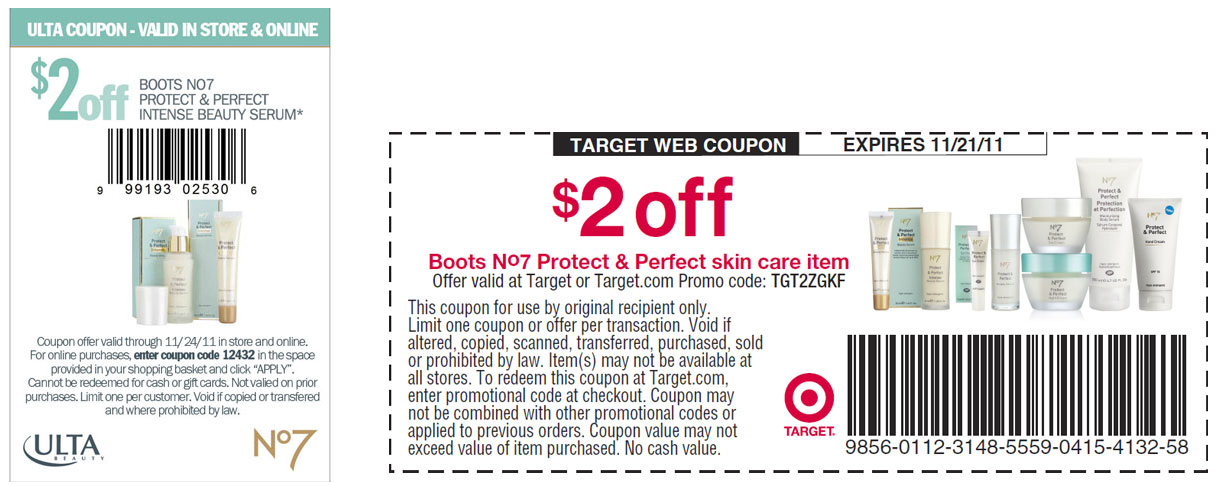 Shop for boots no7 coupons online at Target. Free shipping & returns and save 5% every day with your Target REDcard.