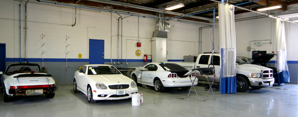 how to get business for an auto body shop