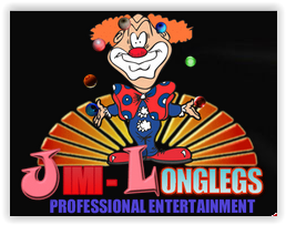 JIMI LONGLEGS THE CLOWN