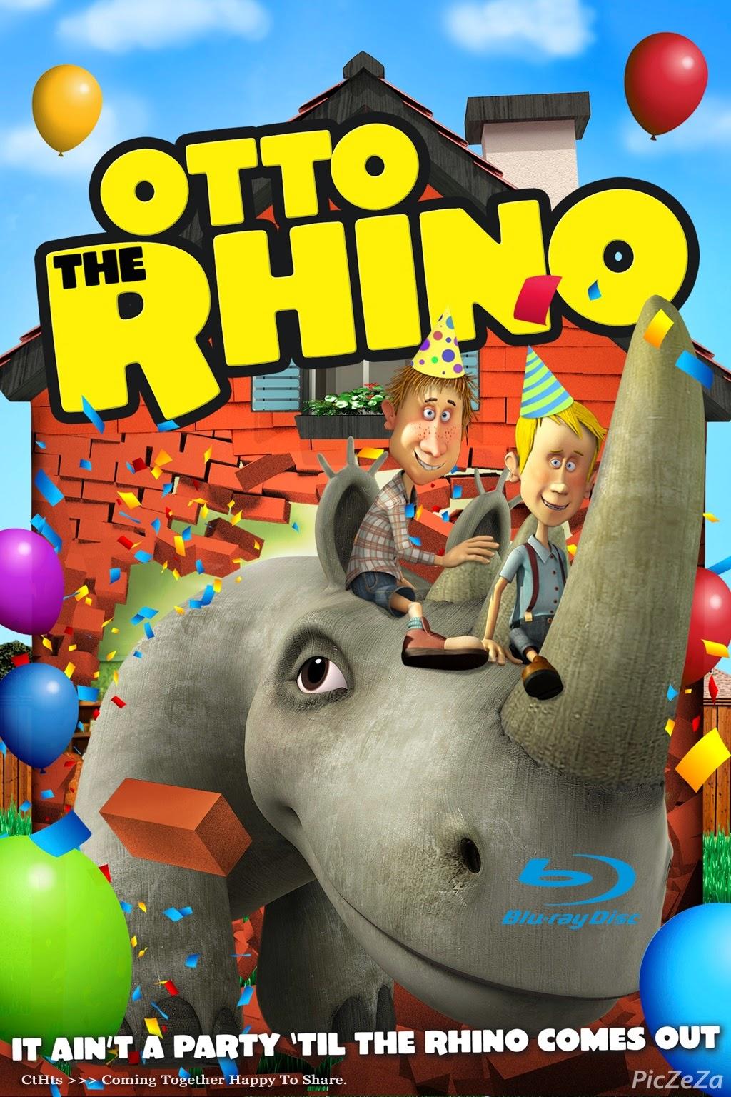 ดูการ์ตูน Otto Is A Rhino  : อ็อตโต้ แรดเหลืองมหัศจรรย์