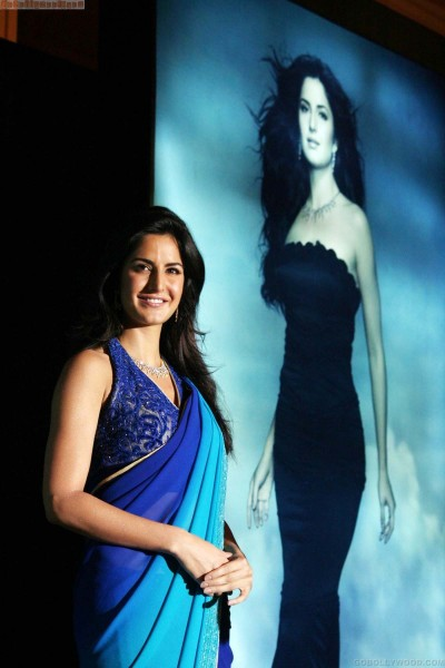 Katrina Kaif Replaces Aishwariya as Nakshatra Ambassador