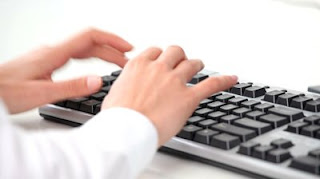 Cara Mengetik Cepat Tanpa Melihat Keyboard