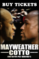 Mayweather vs Cotto Tickets