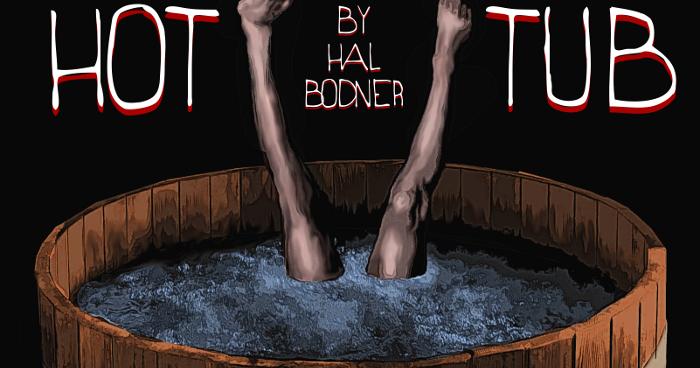 Instant Hot Tub : James hubbs fatal visions hot tub by hal bodner