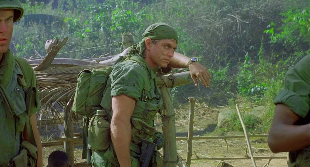the platoon essay Film analysis of platoon 1986 rejoice o young man in thy youth ecclesiastes the vietnam war was a very controversial war in which thousands of young us.