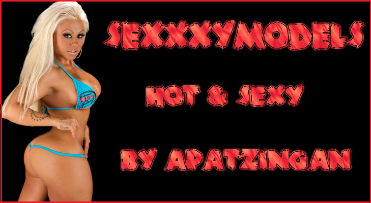 --hot and sexy models--