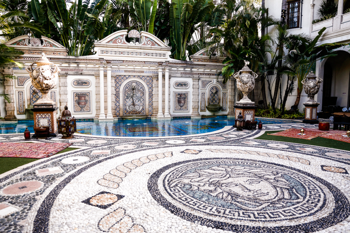 Mara Hoffman Versace Mansion Miami Swim Week