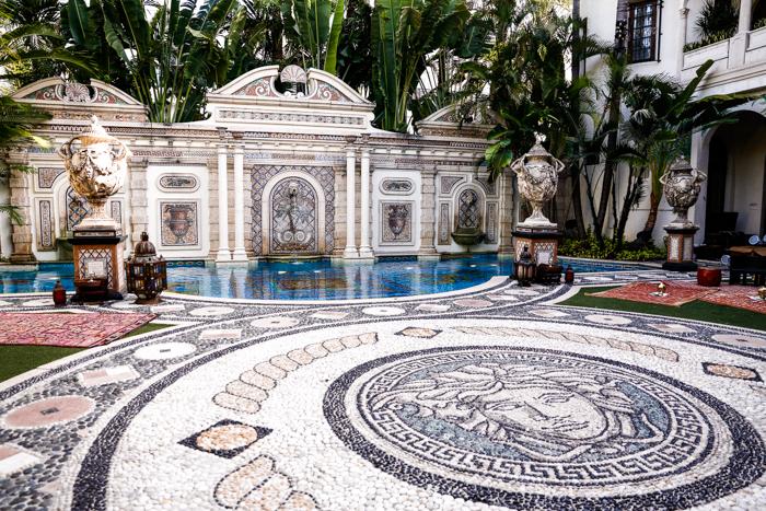 Mara Hoffman Versace Mansion Miami Swim Week