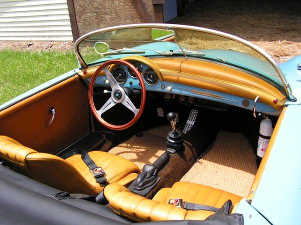 Beautiful 1957 Porsche Speedster Buy Classic Volks
