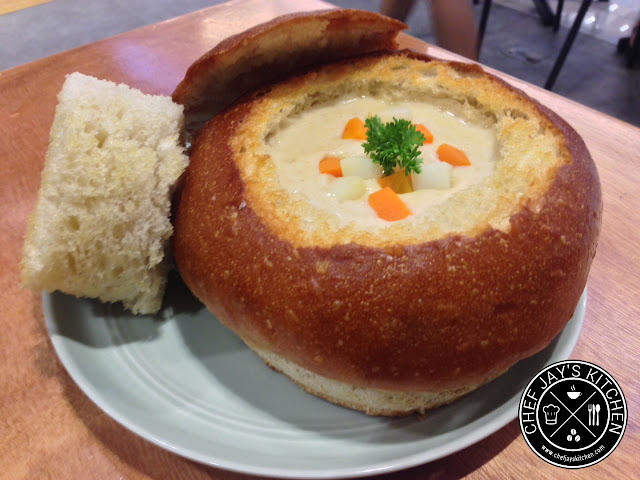 PBCO Everyday Happy Food - Cream Cheese Chowder