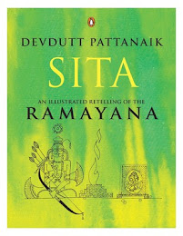 Sita: An Illustrated Retelling of the Ramayana (English)