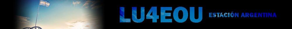 LU4EOU Satelites