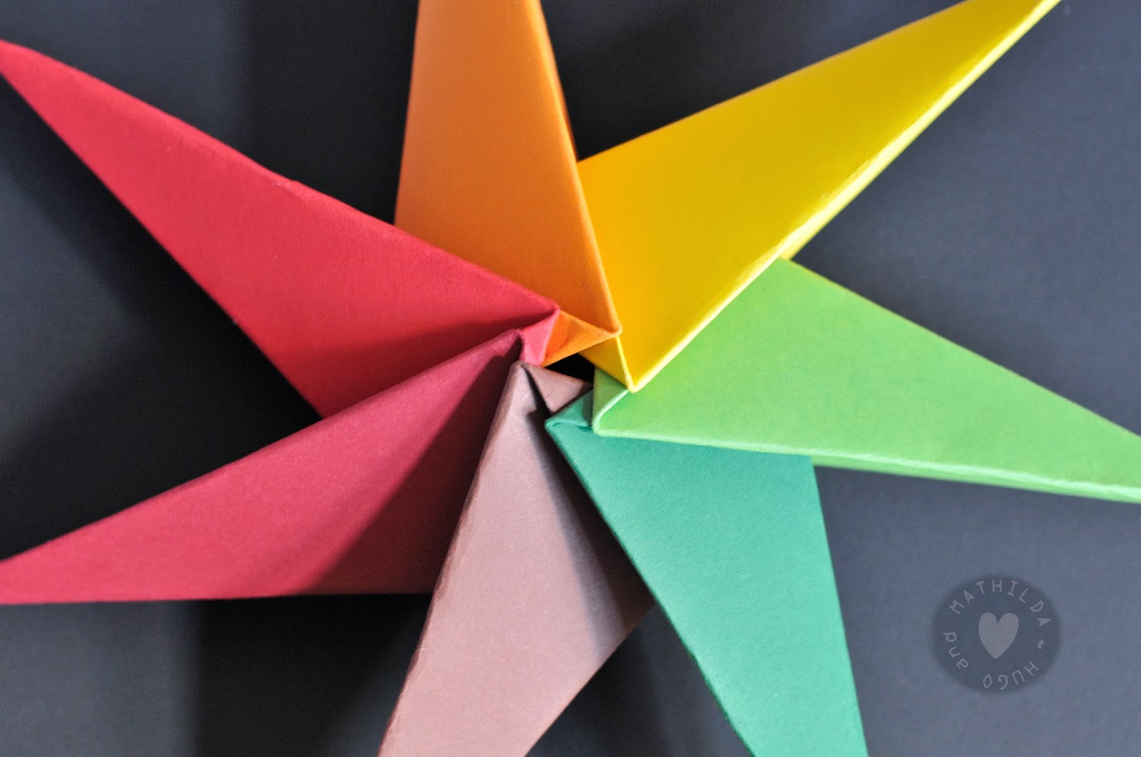The Most Beautiful Origami Star