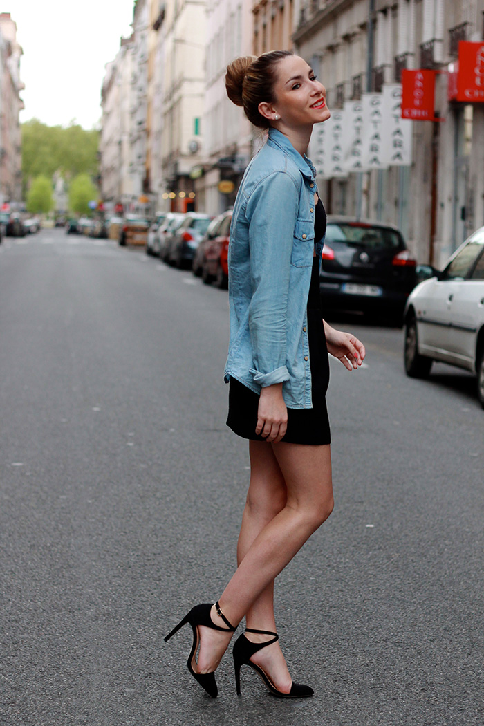 french fashion blogger