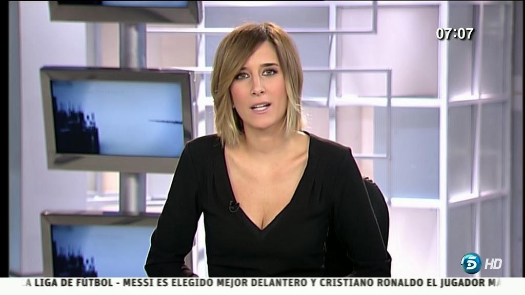 ANE IBARZABAL, INFORMATIVOS TELECINCO (03.12.13)