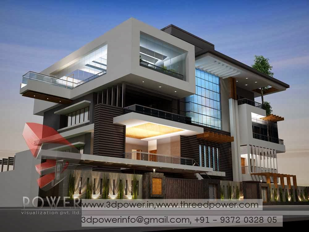 Awesome 3D Power Architectural Visualization Company