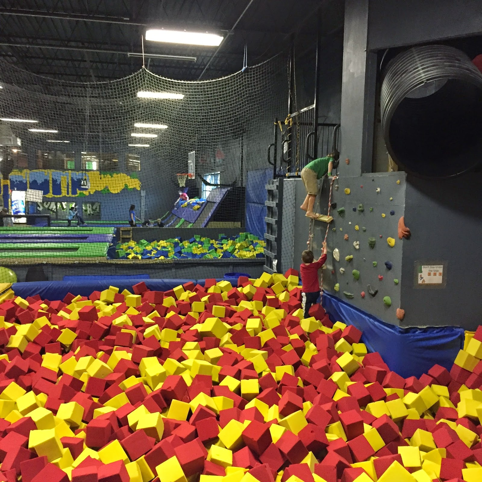 Kids Party Jump