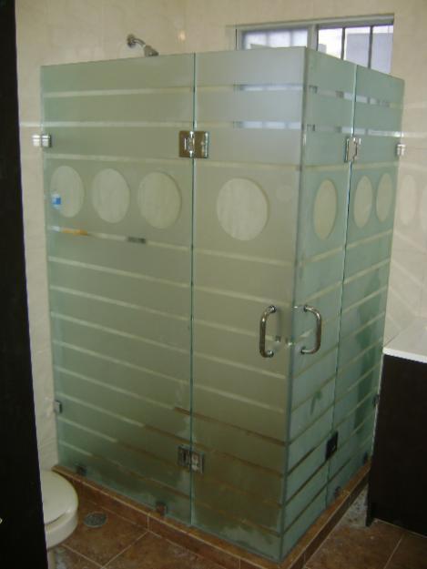 Puertas De Baño De Vidrio Templado:Canceles Para Bano