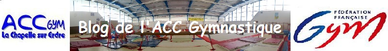 Le Blog de l'ACC Gymnastique