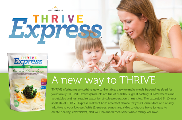 THRIVE Express