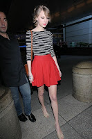 Taylor Swift Skater Skirt