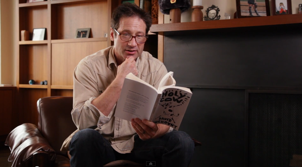 David Duchovny Holy Cow