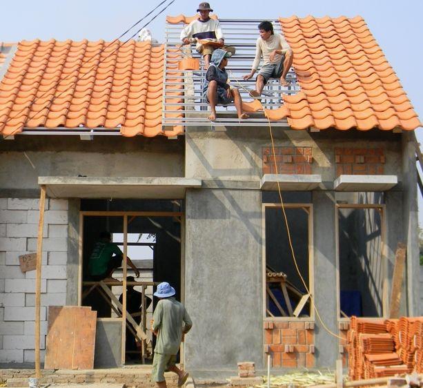 membangun rumah minimalis & Gambar Desain Rumah Minimalis: Biaya Murah Untuk Membangun Rumah ...