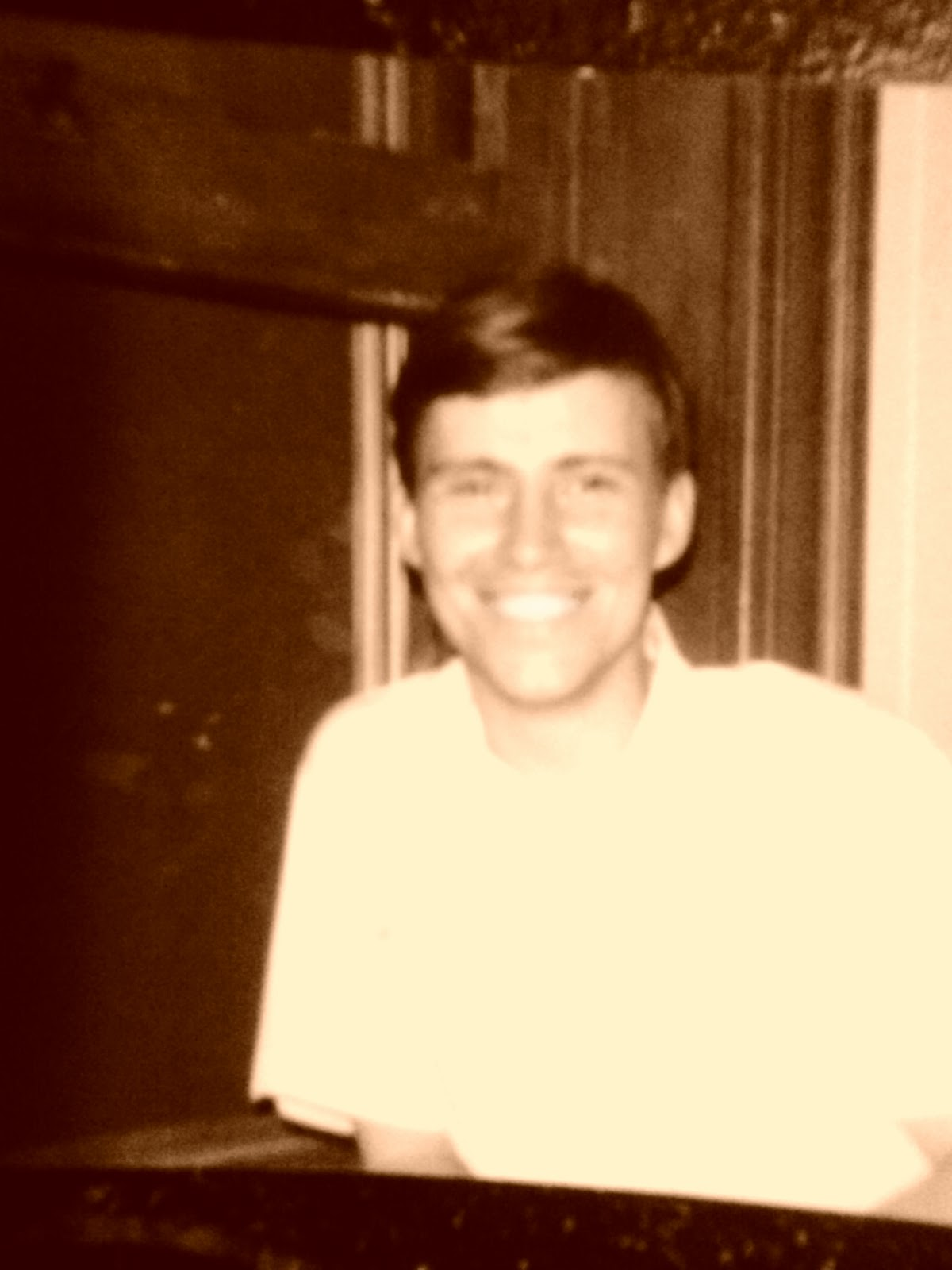 Brother Kenneth MacPherson, Bro Ken, as he appeared during his days with NTCC.