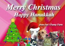 Happy Holidays Jan's Funny Farm!