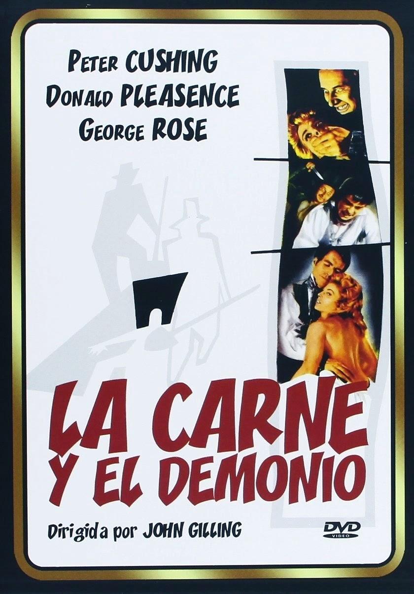 El Gabinete de Kaligari: La Carne y el Demonio. The Flesh and the ...