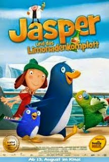 Filme As Aventuras Do Pinguim Jasper Dublado AVI HDRip