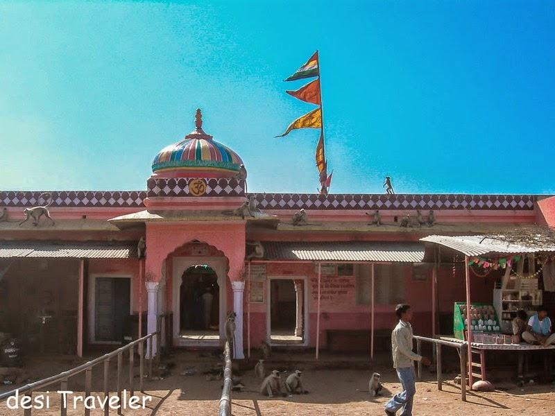 Trinetra Ganesha Temple Ranthambore, Rajasthan