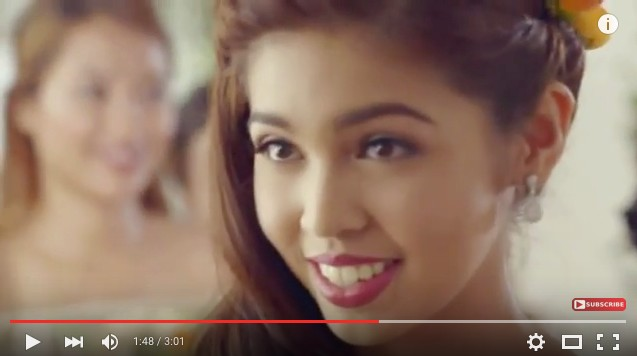 Maine Mendoza and Alden Richards wedding video