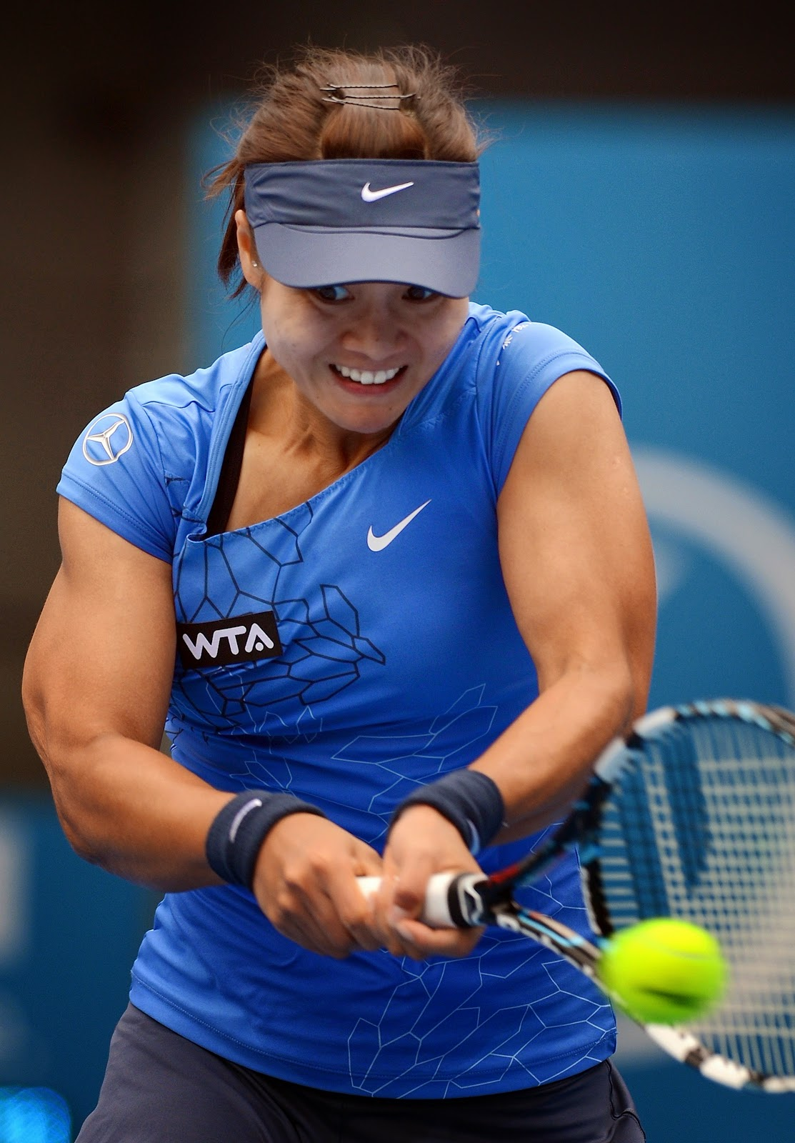 Chinese Tennis Star Li Na HD Photos | Wallpapers of Li Na