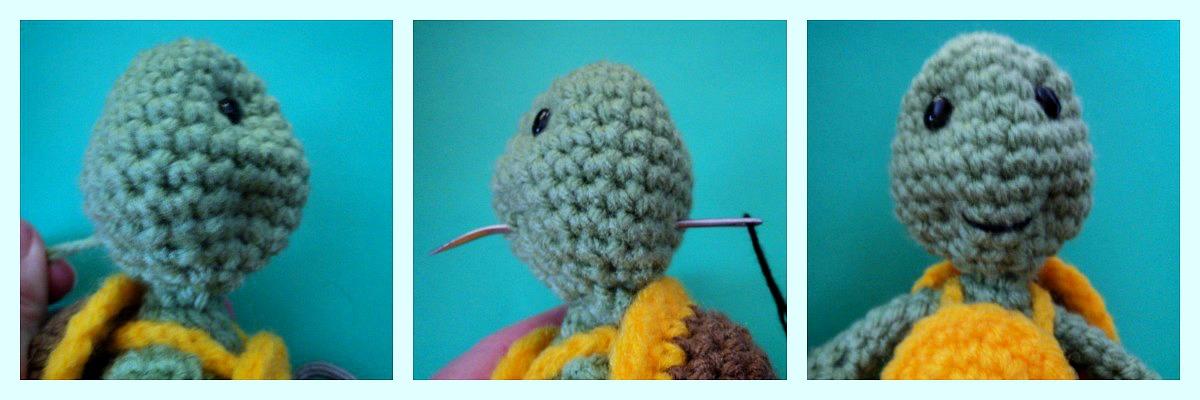 Little Bigfoot Turtle Free Crochet Pattern ~ Amigurumi To Go