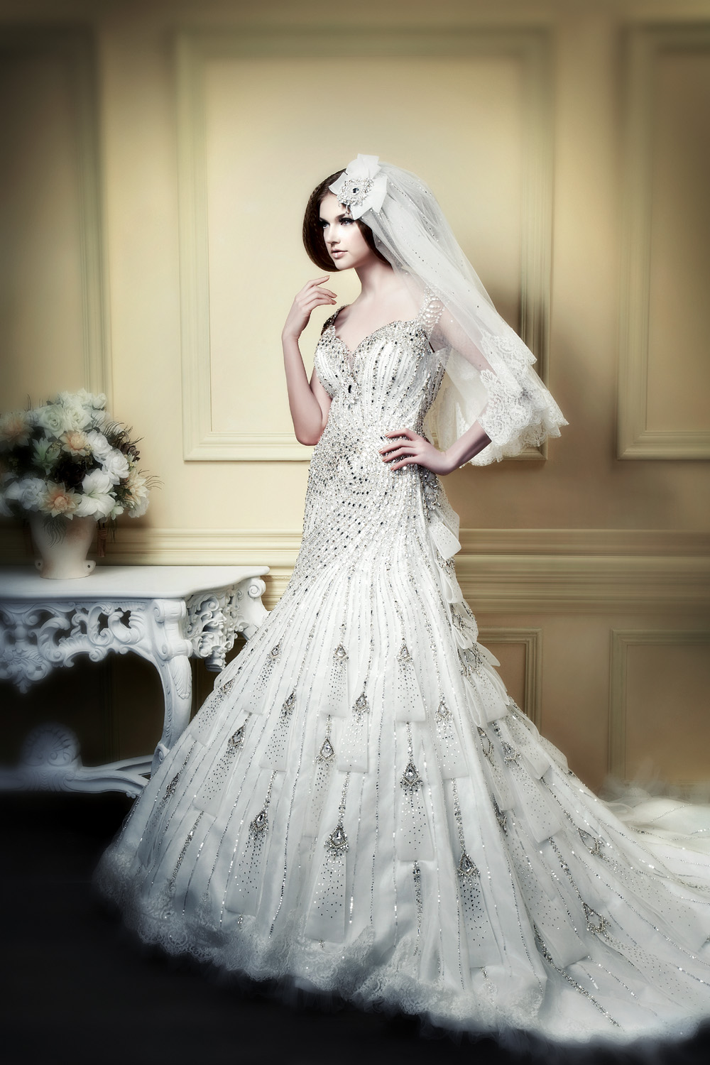 Haute couture wedding dresses wedding dress shops for Designer haute couture dresses