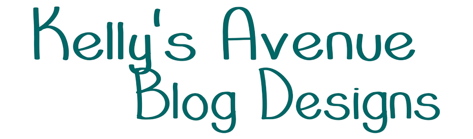 Kelly's Avenue Blog Designs