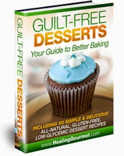 Guilt Free Desserts By Kelley Herring