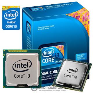 informasi daftar Harga Processor PC Dekstop Core i3 Terbaru 2016