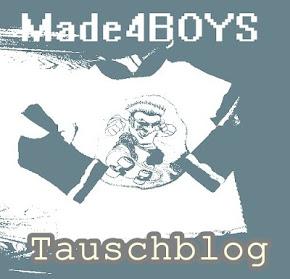 DER Blog zum Tausch für alle, die gern für Boys nähen!