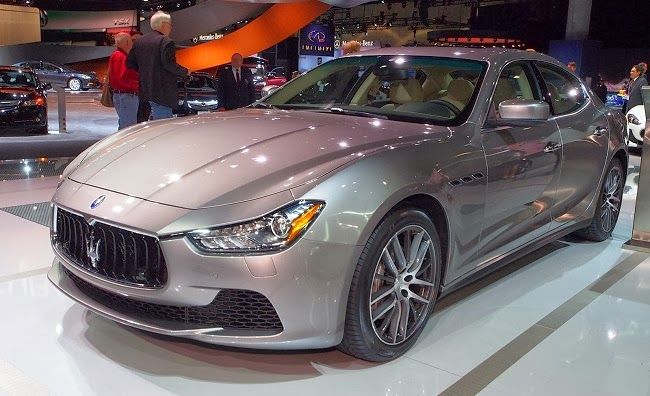2014 Maserati Ghibli US pricing announced