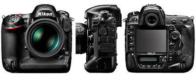 Click here for more information about the Nikon D4