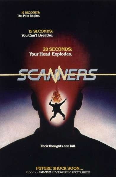 Watch Scanners (1981) Online Full Movie (HD) itdbg - Video Dailymotion