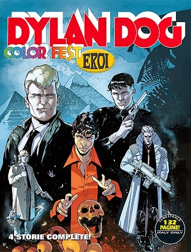 Dylan Dog Color Fest #12