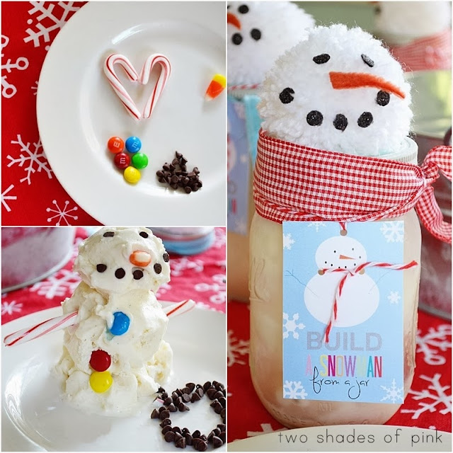 http://twoshadesofpink.blogspot.ca/2013/11/build-ice-cream-snowman-from-jar.html
