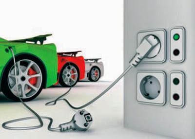 Elektromobiļu uzlāde