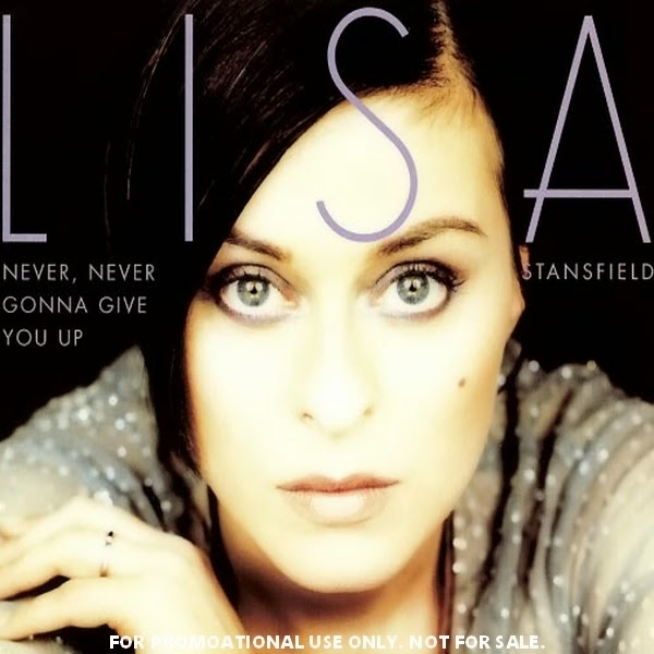 Lisa Stansfield - Never, Never Gonna Give You Up (Brazil Promo CDM)