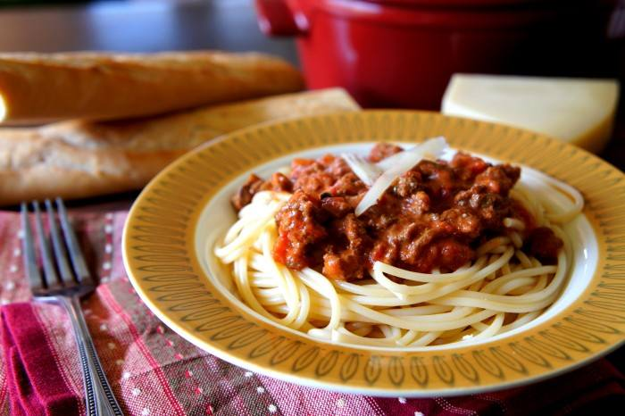 ... from Scratch®: The BEST From-Scratch Slow Cooker Pasta Sauce Recipes