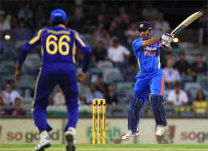 3rd match of Tri Series 2013 is between India Vs Sri Lanka.
